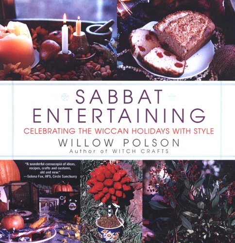 9780806523514: Sabbat Entertaining: Celebrating the Wiccan Holidays with Style