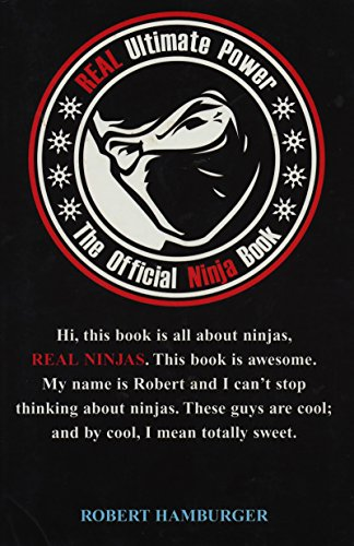 9780806525693: Real Ultimate Power: The Official Ninja Book: The Official Ninja Book