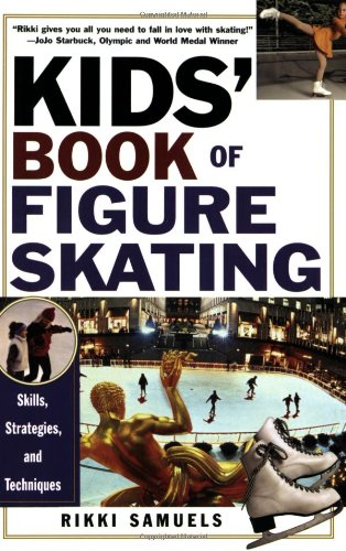 9780806526010: Kids' Book Of Figure Skating: Skills, Strategies, And Techniques