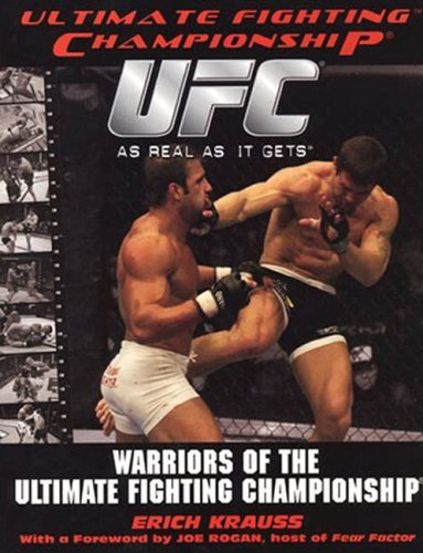 Warriors Of The Ultimate Fighting Championship (0806526572) by Krauss, Erich