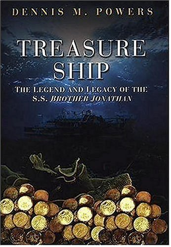 9780806527475: Treasure Ship: The Legend And Legacy of the S.S. Brother Jonathan