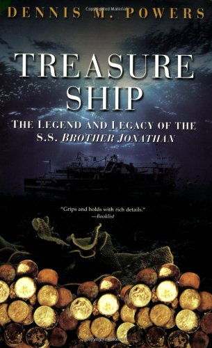9780806527482: Treasure Ship: The Legend and Legacy of the S.S. Brother Jonathan