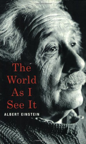 9780806527901: The World As I See it