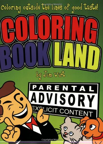 9780806527956: Coloring Book Land: Coloring Outside the Lines of ...