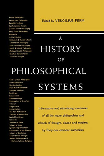 A History of Philosophical Systems: Ferm, Vergilius