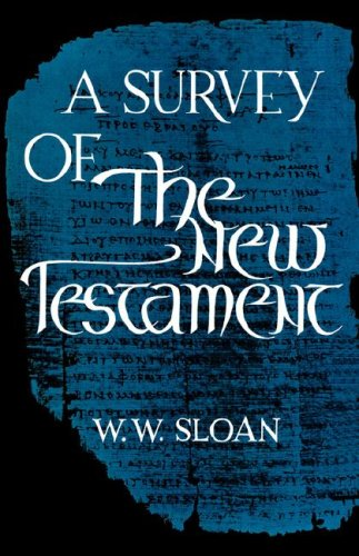 9780806529516: A Survey of the New Testament