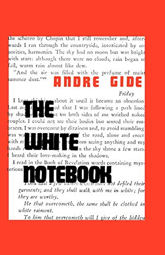 9780806529622: The White Notebook