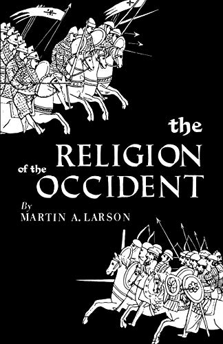 9780806529653: The Religion of the Occident