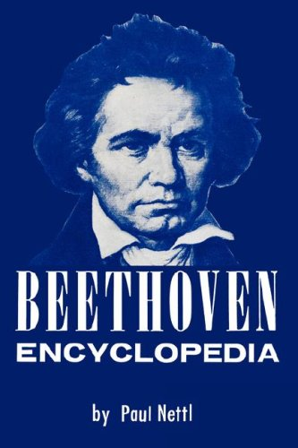 9780806529974: Beethoven Encyclopedia