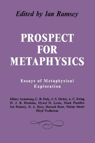9780806530345: Prospect for Metaphysics: Essays of Metaphysical Exploration