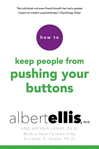 9780806538099: How to Keep People from Pushing Your Buttons