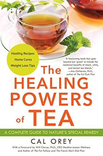 The Healing Powers Of Tea: