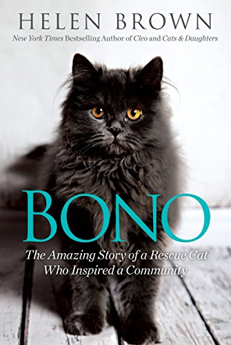 9780806538457: Bono: The Amazing Story of a Rescue Cat Who Inspired a Community