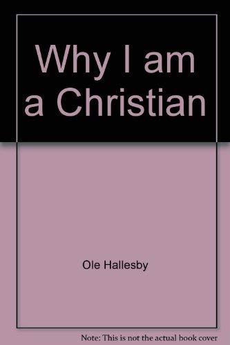 9780806615714: Why I am a Christian