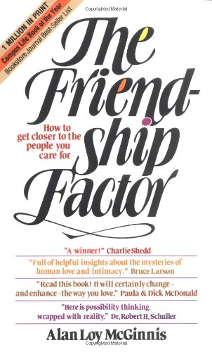 9780806617114 Friendship Factor How To Get Closer To The People
