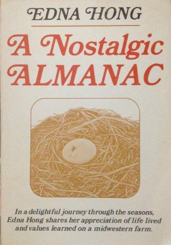 A nostalgic almanac (080661790X) by Edna Hatlestad Hong