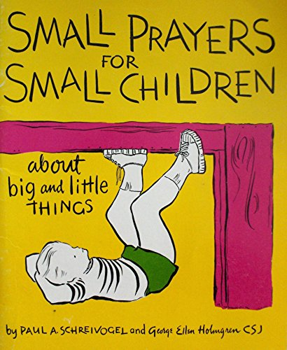 9780806618043: Small Prayers for Small Children About Big and Little Things