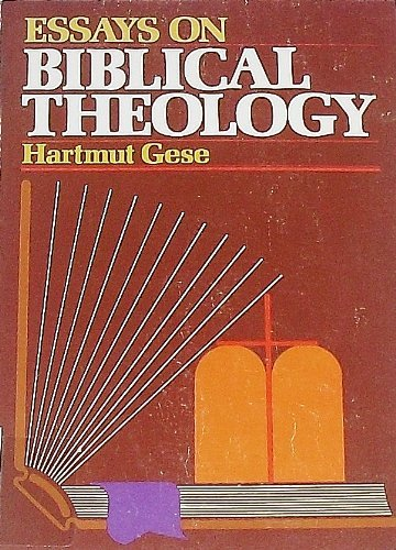 9780806618944: Essays on Biblical Theology