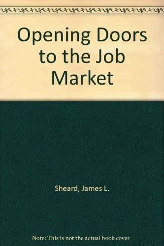 9780806619484: Opening Doors to the Job Market
