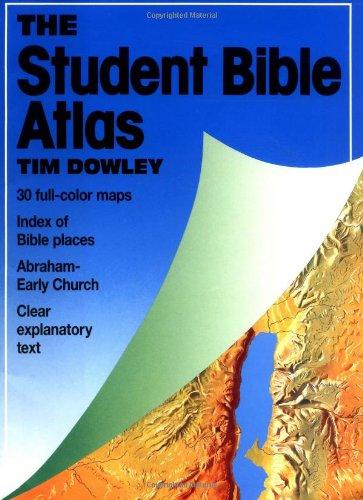 9780806620381: The Student Bible Atlas