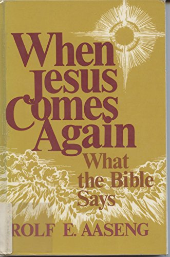 9780806620626: When Jesus comes again: What the Bible says