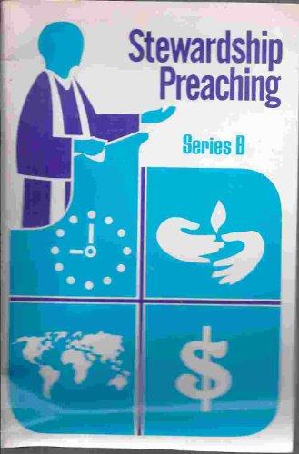 9780806620763: Stewardship Preaching: Series B