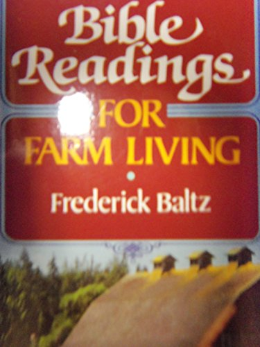 9780806621647: Bible Readings for Farm Living