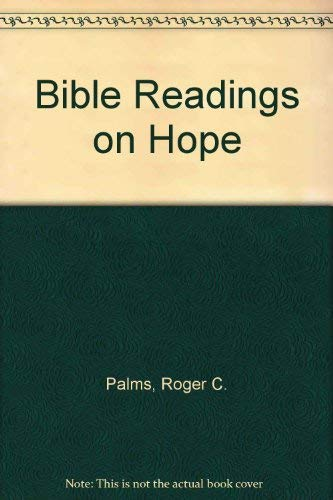 9780806622750: Bible Readings on Hope