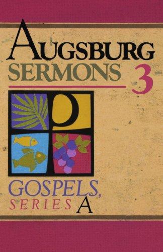 9780806626185: Augsburg Sermons 3a Gospels (v. 3)