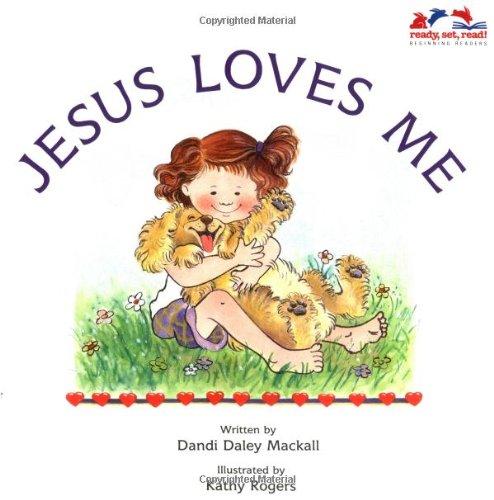 9780806626956: Jesus Loves Me (Ready, Set, Read! Beginning Readers)