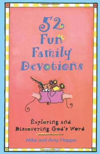 9780806626987: 52 Fun Family Devotions: Exploring and Discovering God's Word
