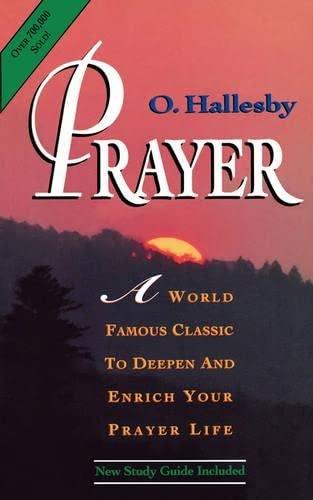 Prayer: O. Hallesby