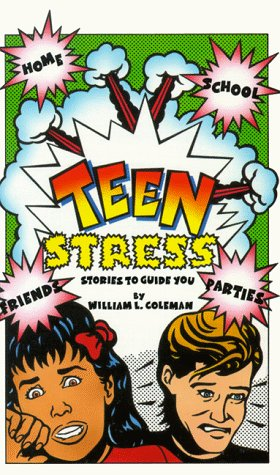 9780806627328: Teen Stress: Stories to Guide You
