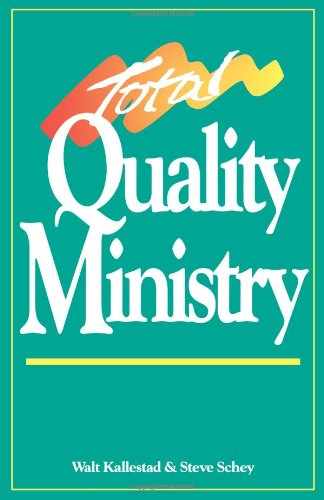 9780806627786: Total Quality Ministry