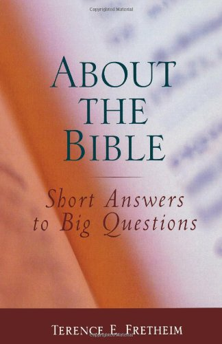 9780806638676: About the Bible (Exploring Christian Faith)