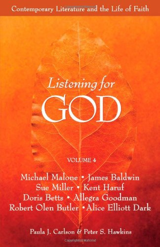 9780806645773: Listening For God, Vol. 4: Contemporary Literature And The Life Of Faith