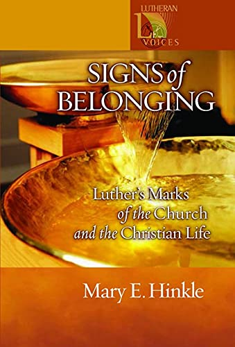9780806649979: Signs of Belonging: Lutheran Voices (Lutheran Voices S.)