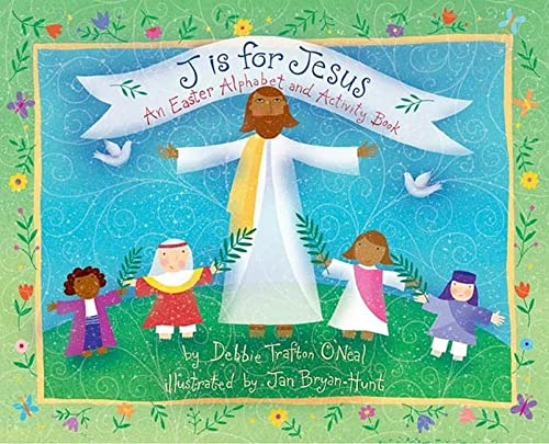 9780806651231: J Is for Jesus: An Easter Alphabet And Activity Book