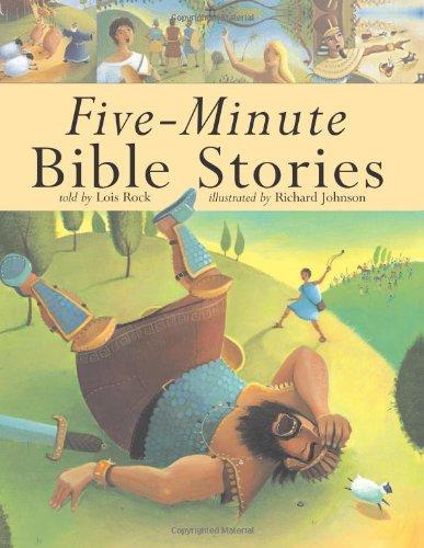 9780806651255: Five Minute Bible Stories
