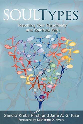 Soultypes: Matching Your Personality and Spiritual Path (0806651466) by Sandra Krebs Hirsh