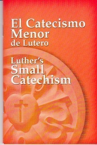 9780806653068: El Catecismo Menor de Lutero/Luther's Small Catechism (Spanish Edition)