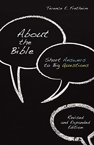 9780806657677: About the Bible: Short Answers to Big Questions (Exploring Christian Faith)