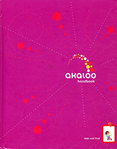 9780806660585: AKALOO 2 Handbook (PreK-K): Seek and Find
