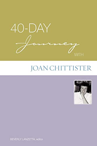 9780806680316: 40-Day Journey With Joan Chittister