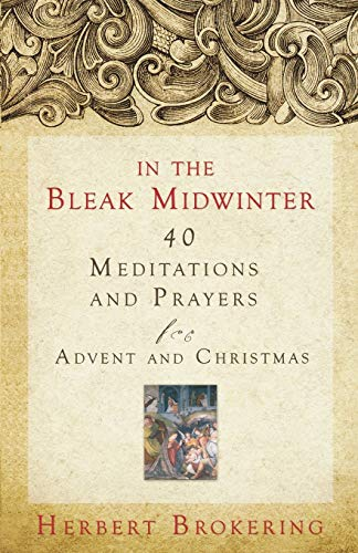 9780806680538: In the Bleak Midwinter: Forty Meditations and Prayers for Advent and Christmas