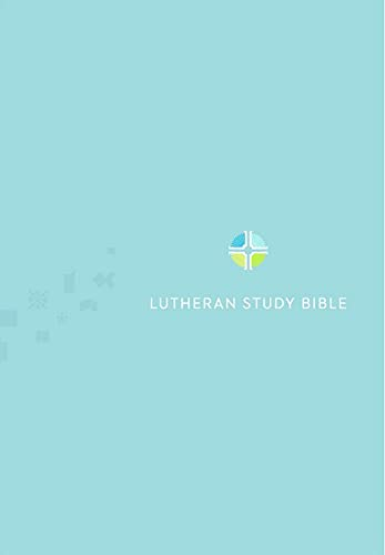 LUTHERAN STUDY BIBLE NEW REVISED STANDARD VERSION