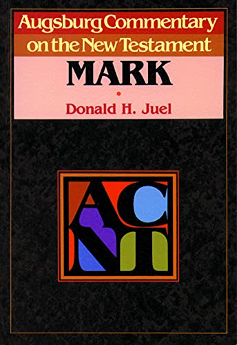 9780806688565: Augsburg Commentary on the New Testament Mark