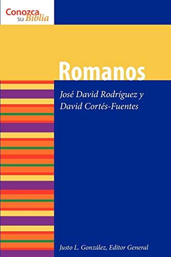 9780806697284: Romanos (Conozca Su Biblia / It Knows Its Bible) (Spanish Edition)