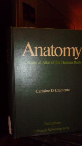 9780806703220: Anatomy: A Regional Atlas of the Human Body