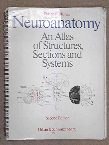 9780806708522: Neuroanatomy: An Atlas of Structures, Sections and Systems